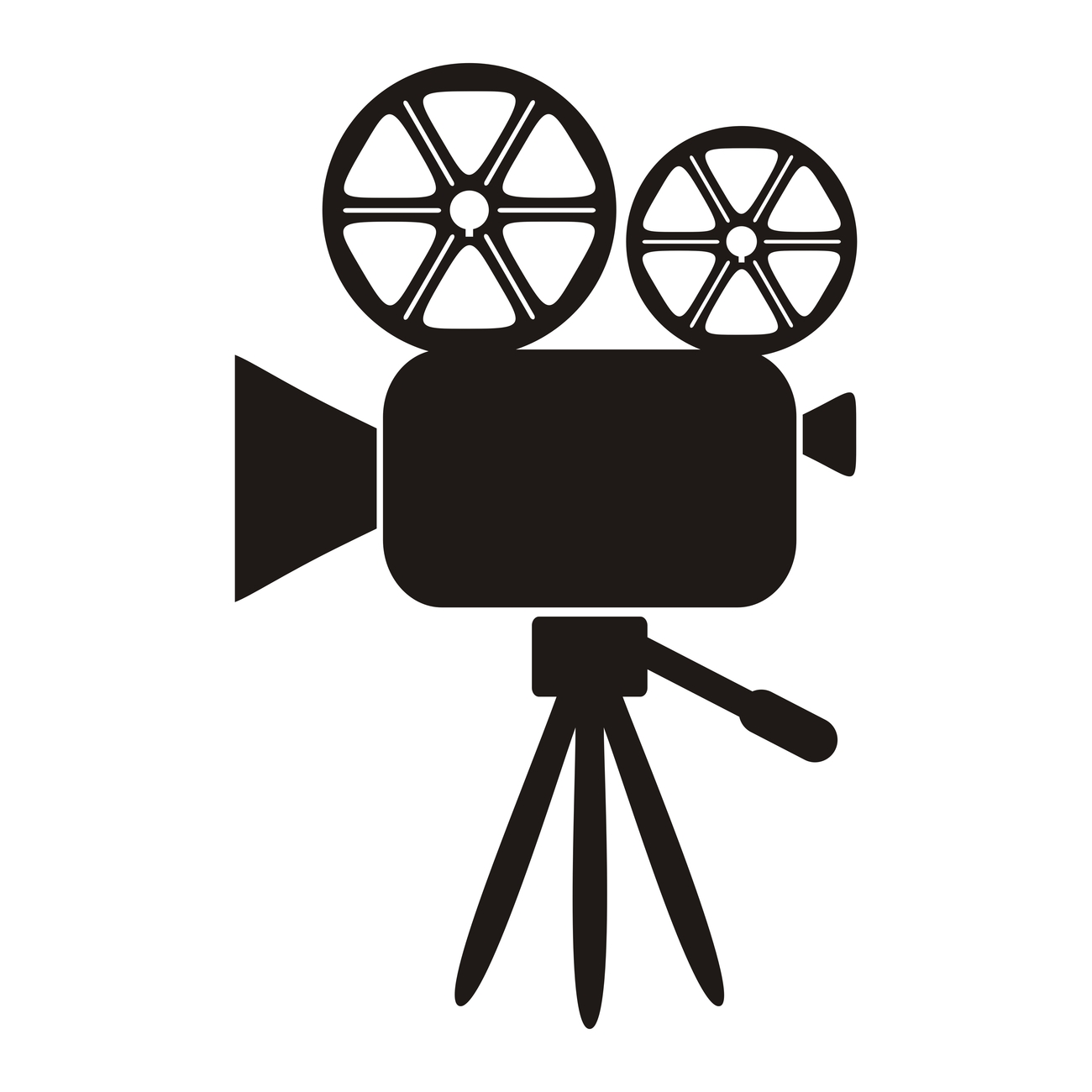A movie camera icon representing our video production tips.